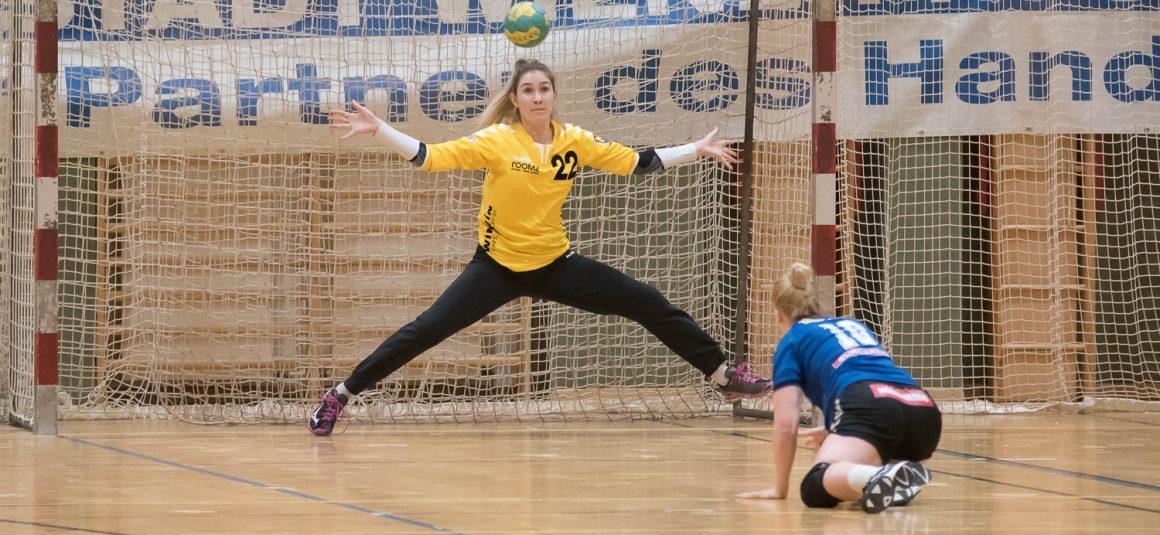 Roomz Hotels ZV Handball Wiener Neustadt fixiert Aufstieg ins CUP-Viertelfinale