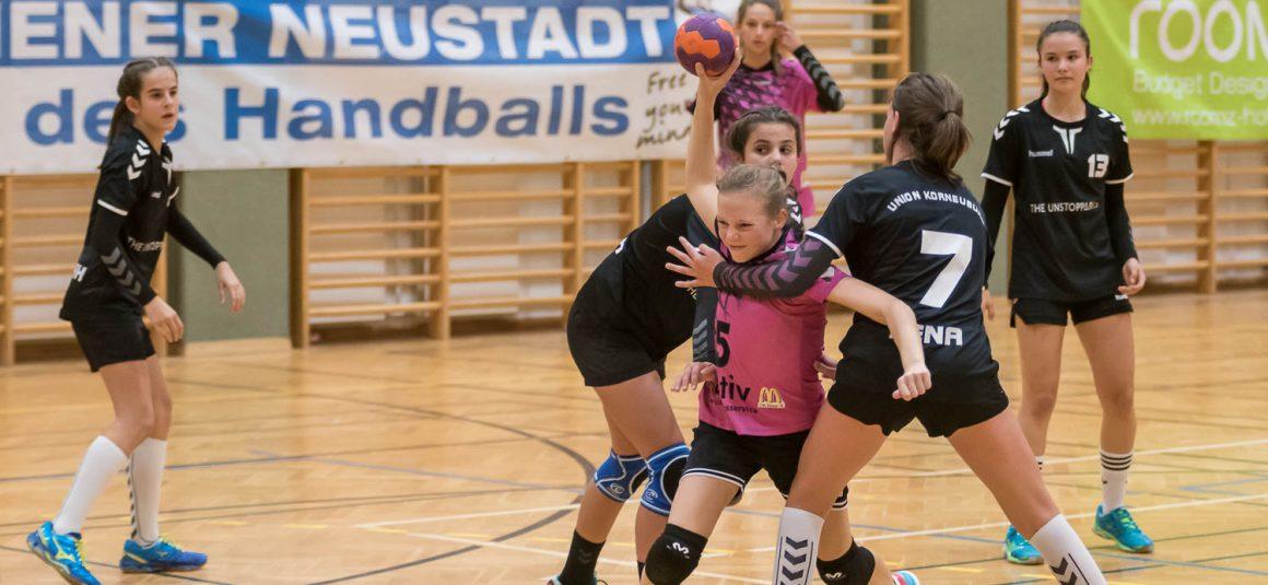 U13 Siegt gegen Korneuburg