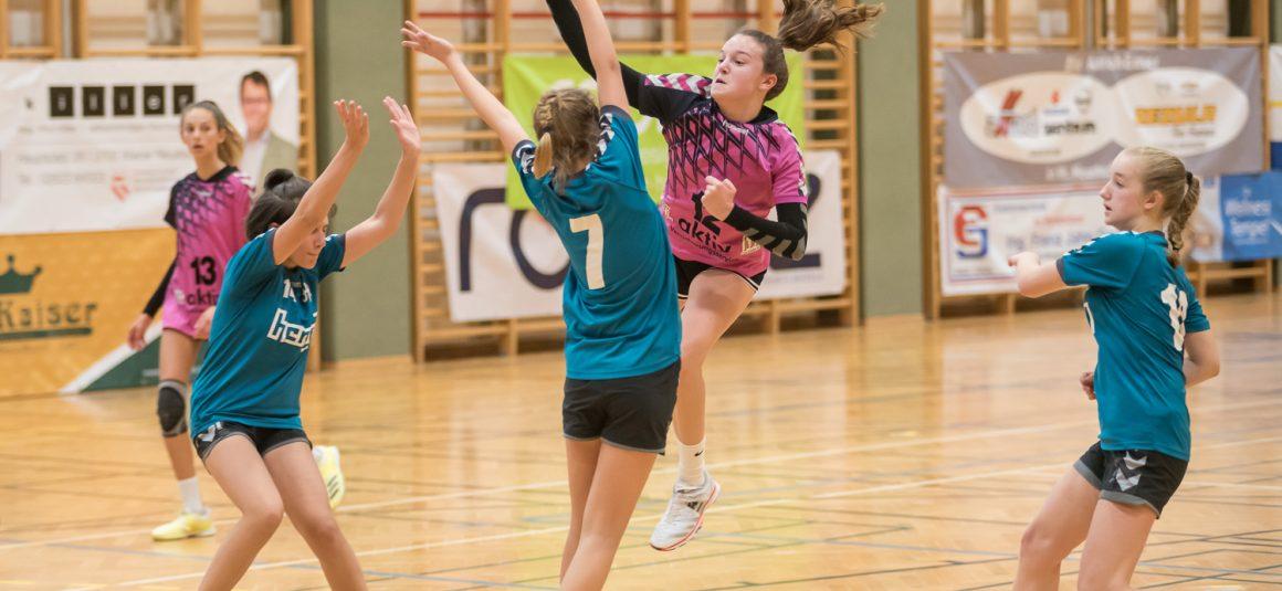 Klarer Sieg für die U13 gegen Eggenburg