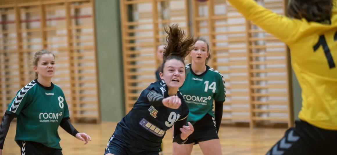 U14 erkämpft sich Sieg gegen Bad Vöslau