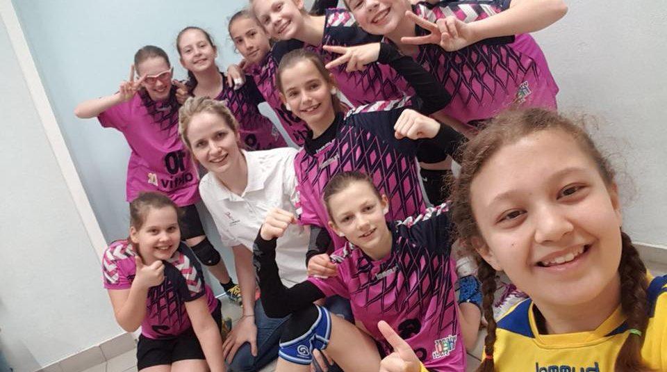 U10 Meister-playoff-Spiele in Langenlois