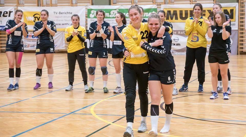 Roomz Hotels ZV Handball Wiener Neustadt feiert 23:14-Heimsieg gegen ATV Trofaiach