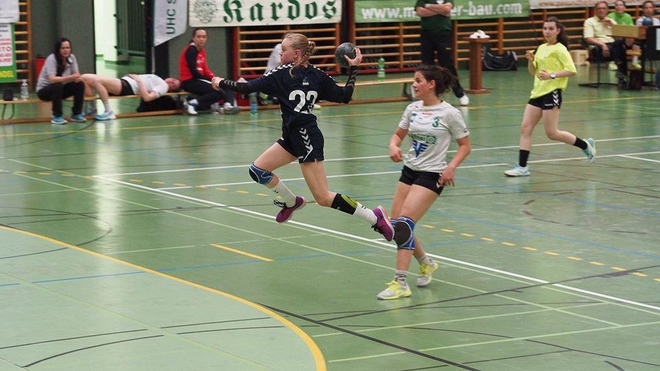 WHA U18 gewinnt in Stockerau mit 24:13