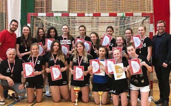Wiener Neustadts U18 holt Bronzemedaille bei der ÖMS WU18