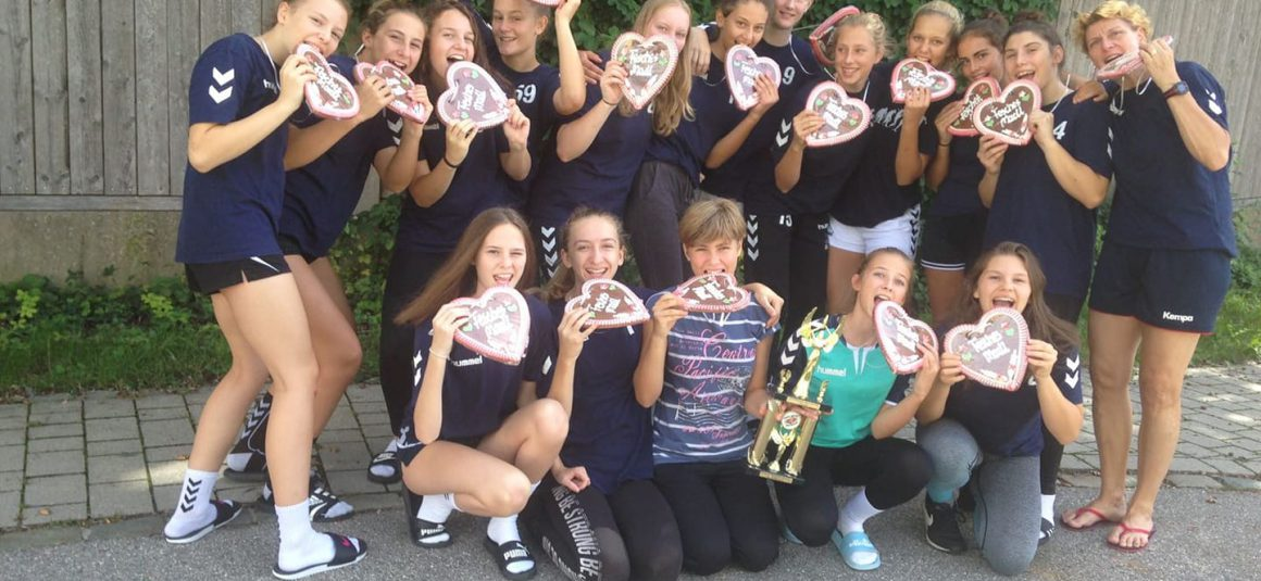 Großartiger Auftritt der U14 in Bayern