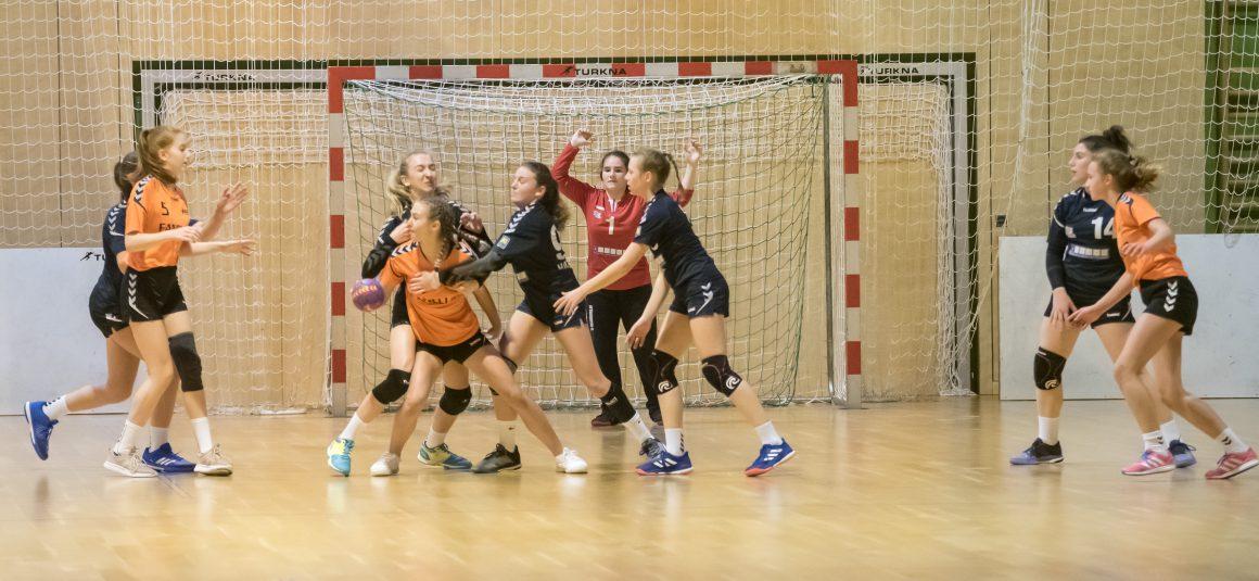 U14 müht sich zu Sieg in Langenlois