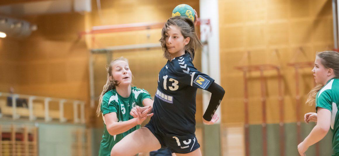 U15 gewinnt gegen Eggenburg/Hollabrunn