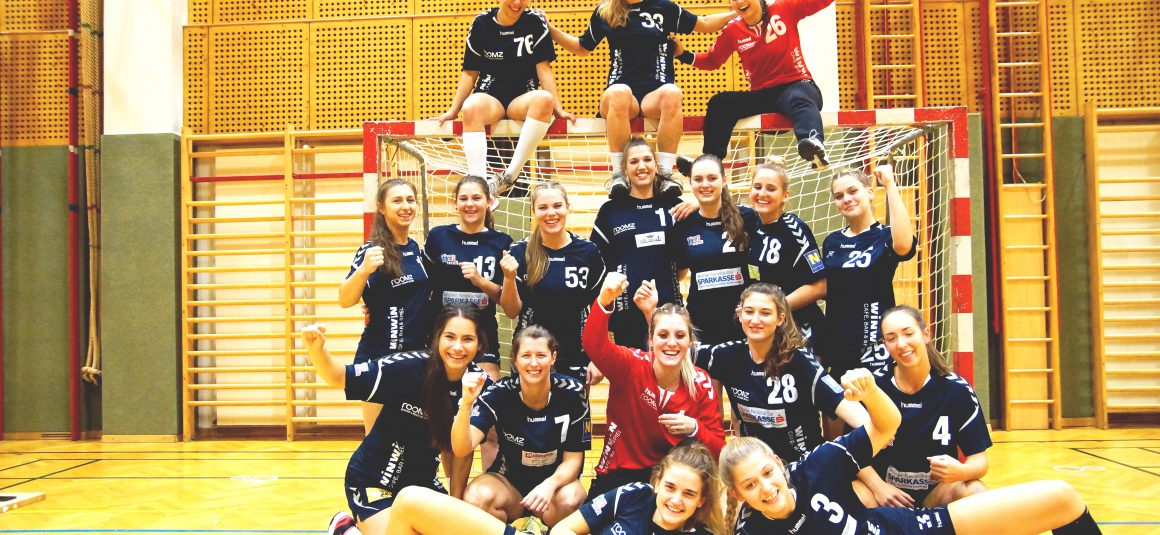 Aufstieg ins ÖHB-CUP-Viertelfinale