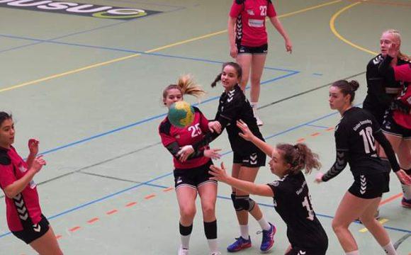 U18 NÖ beim Auswärtsspiel in Korneuburg