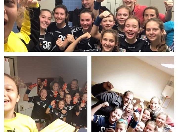 Beide U11 Mannschaften erfolgreich
