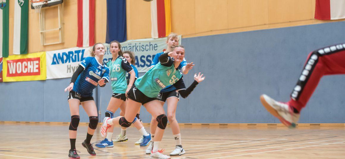 Unsere Rechtsanwalt Rivo Killer U15 gewinnt im Elitecup das Auswärtsspiel in Weiz.