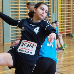 U16W – Heimsieg gegen Gänserndorf
