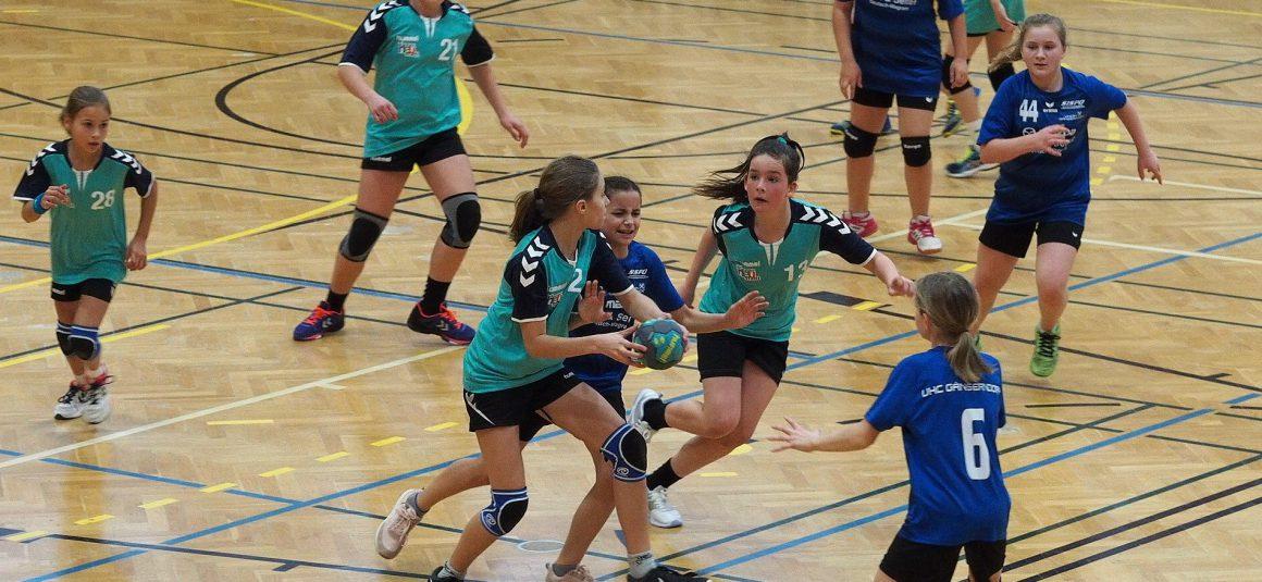 U11/2 siegte gegen UHC Gänserndorf