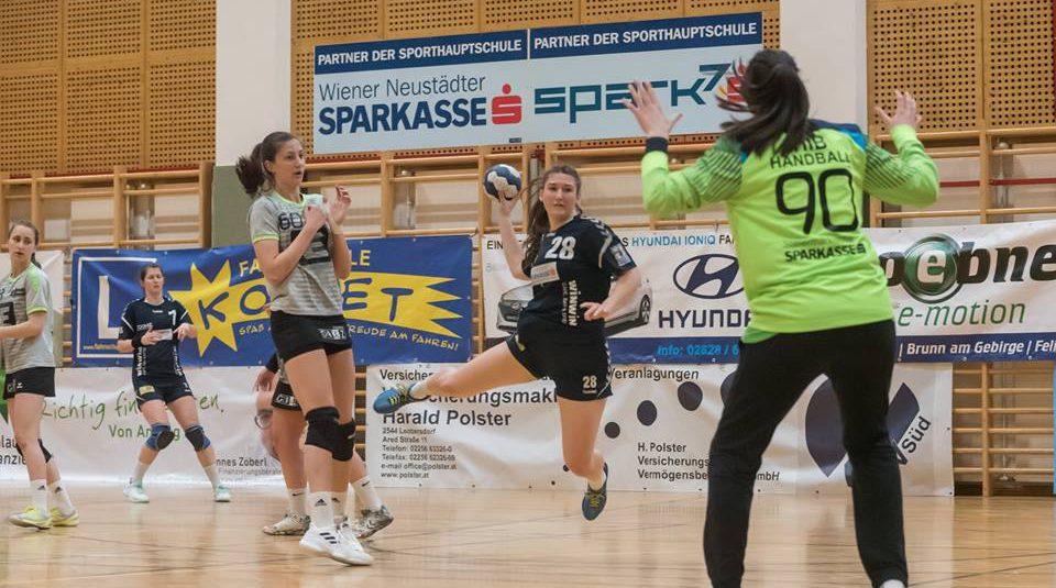 WHA – Handballkrimi gegen HIB Handball Graz