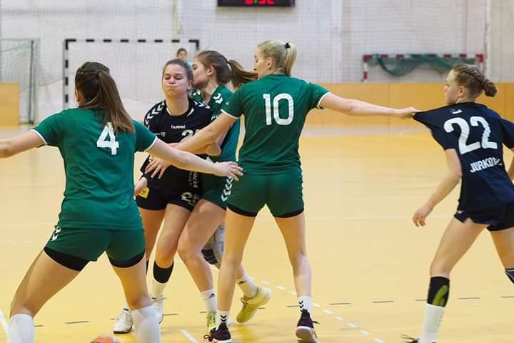Nachwuchsspielerinnen in Eggenburg erfolgreich