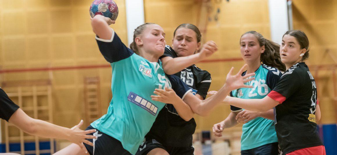 U16 knappe Niederlage gegen Hypo NÖ