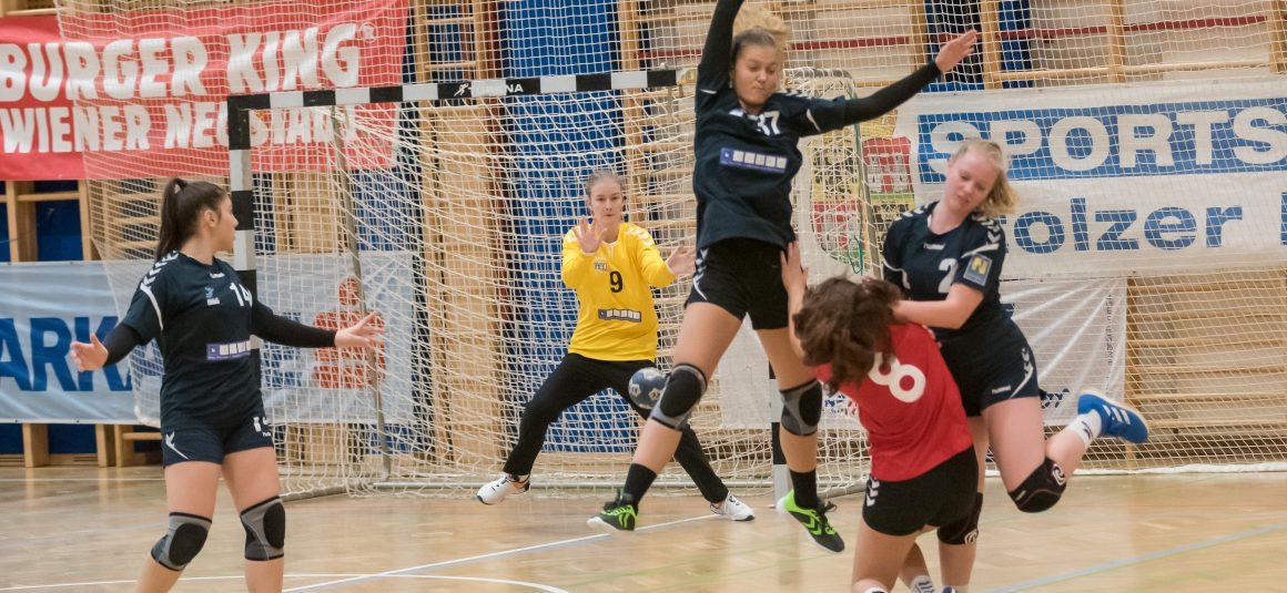 U16 gewinnt gegen St. Pölten