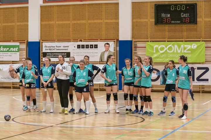 WHA U18 Eindrucksvoller Sieg gegen Dornbirn/Schoren
