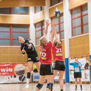Roomz Hotels ZV Handball setzt Erfolgslauf fort