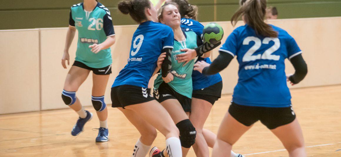 U16 gewinnt in Bad Vöslau mit 16:23