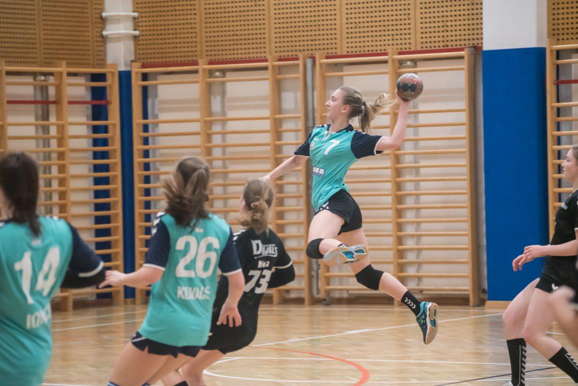 Arbeitsieg der U16 gegen Perchtoldsdorf.
