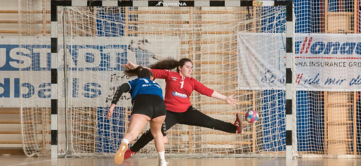 Tolles Spiel der U16 gegen Bad Vöslau