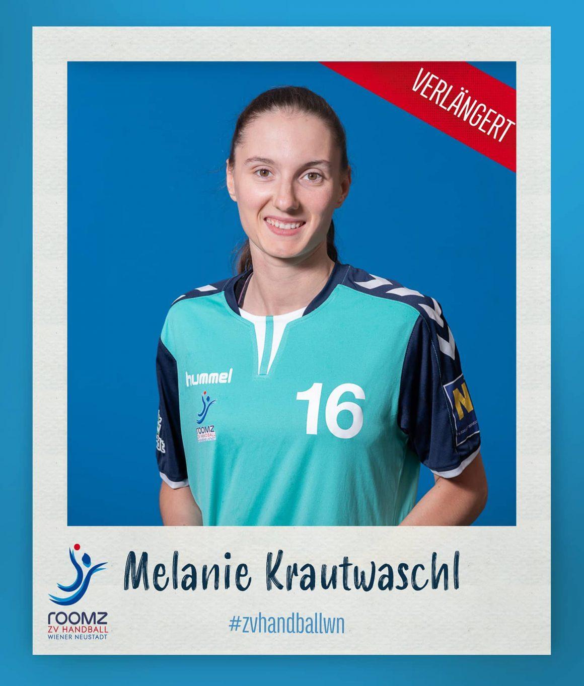 Auch Melanie Krautwaschl verlängert