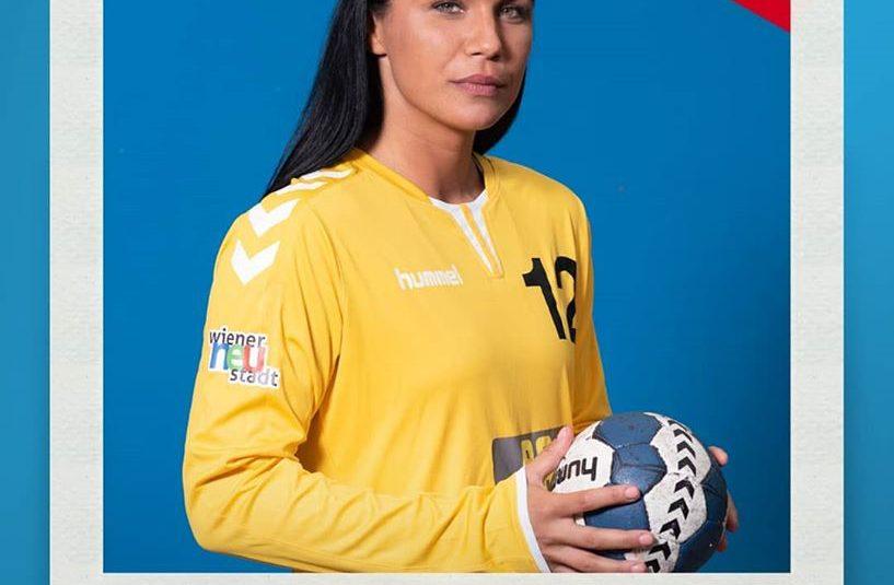 Reka Schneck bleibt eine weitere Saison in Wiener Neustadt